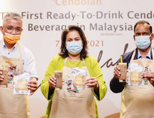 'Cendolah' Launches ready-to-drink Cendol